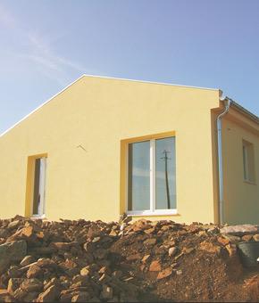 Thermal insulation. ETICS system. Algarve, Portimão, Lagos, Lagoa, Carvoeiro, Aljezur, Sagres, Monchique, Silves, Albufeira